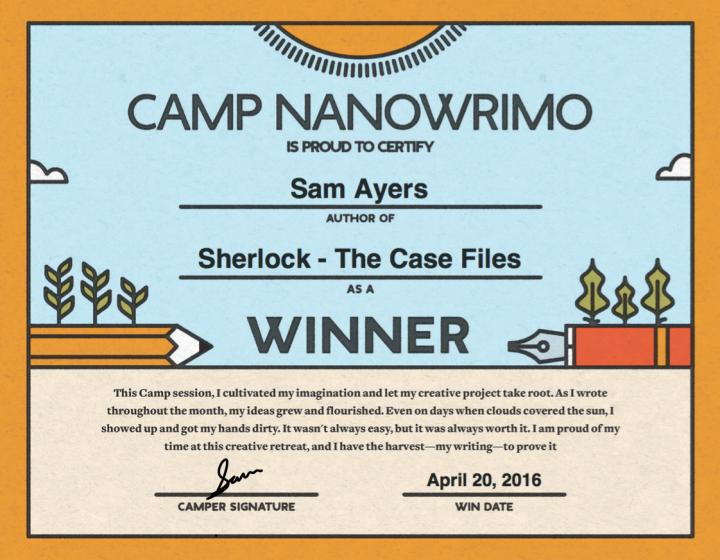 CampNaNo2016